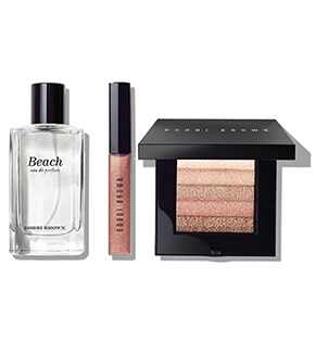 Beach : Fragrance, Lip & Cheek Set